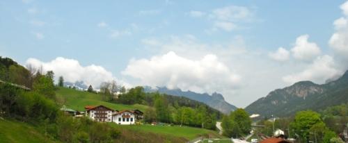 Berge um Bischofswiesen